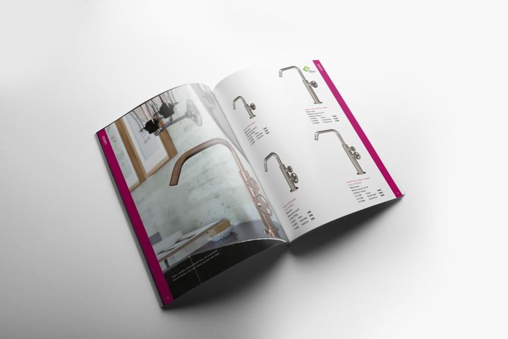 Arte Form Brochure Spread