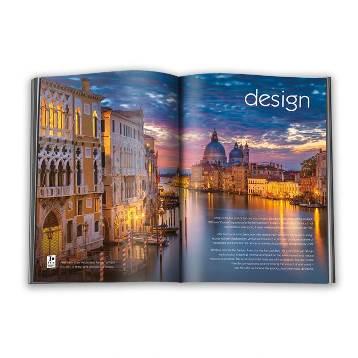Arteform brochure