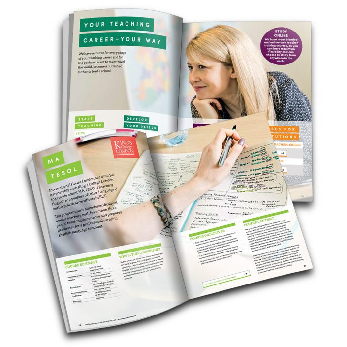 IH London Teacher Training brochure
