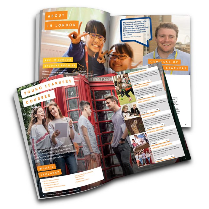 IH London YL brochure spreads